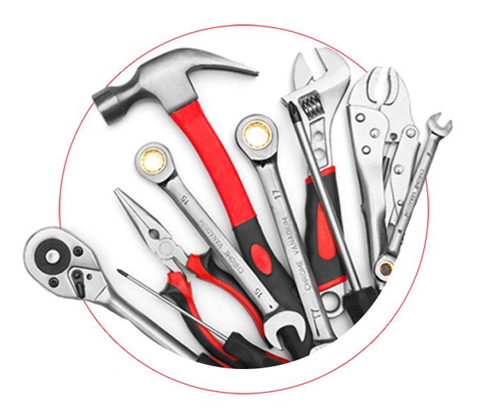 Sprawdzone narzędzia